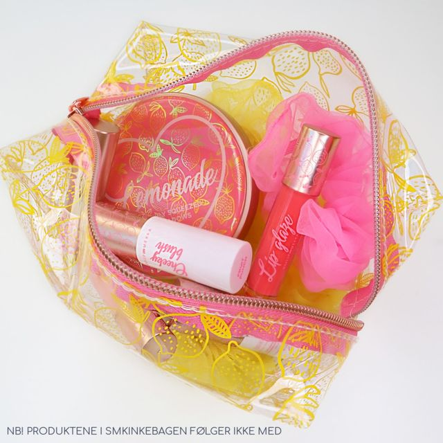 Lemonade - Makeup Bag